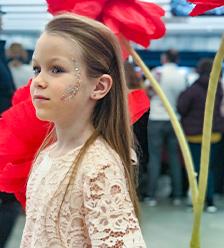 Модный фэшн-утренник Kids Fashion Day BFW!
