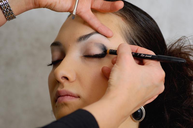 мастер класс по макияжу с картинками незапамятных времен