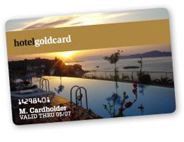 Карта Hotelgold card