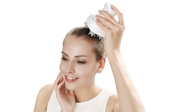Массажер для лица и головы влагозащитный Naipo MGSC-S: отзывы TestUP-клуба