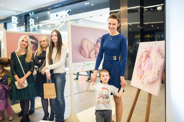 В Минске вручили Первую Белорусскую Премию «Лучший фотограф новорожденных Беларуси— 2017»