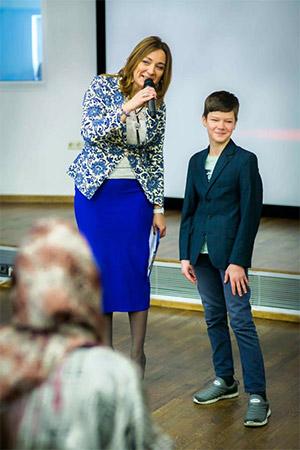Ольга Бондарик