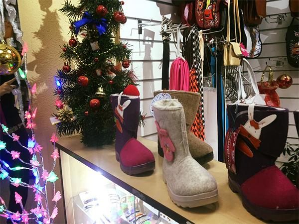 Магазин обуви «Ценрообувь» в Минске