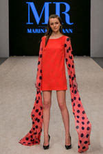 Marina Reimann. Belarus Fashion Week 2016