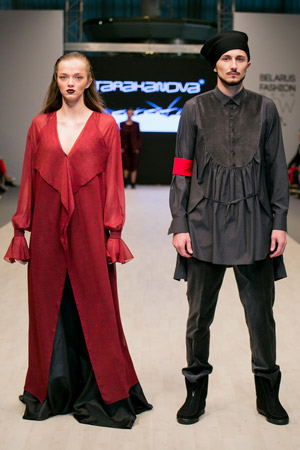 TARAKANOVA. Belarus Fashion Week 2016