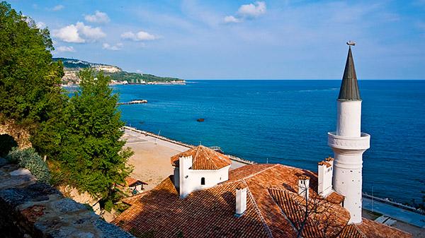Солнечная болгария тур