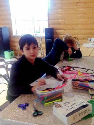 Идея для зимних каникул: детский обучающий лагерь «Мир Моей Мечты»