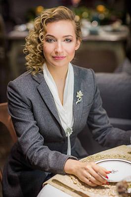 Елена Коровец, декабрь 2016. ФОто— Никита Безруков