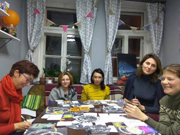 Трансформационные игры с Аллой Рогачевой