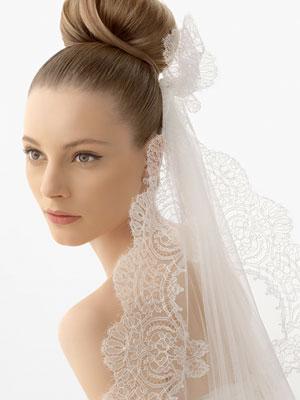 Технология свадебных прически