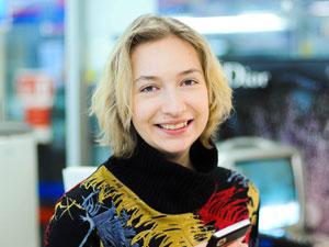 Елена Коровец, руководитель иидеолог Портала DiVA.BY