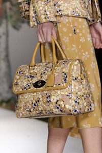 Mulberry Fall 2017 Ready-to-Wear Fashion Show Осень зима