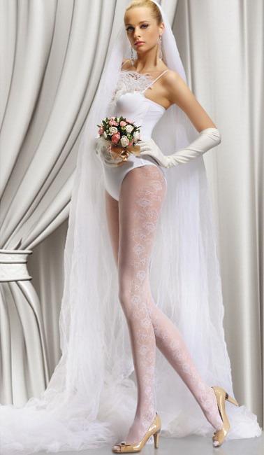 Невесты в красивых чулках фото 190-143