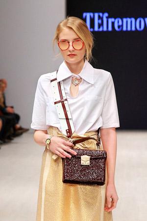 Дизайнер Татьяна Ефремова представила новую весенне-летнюю коллекцию