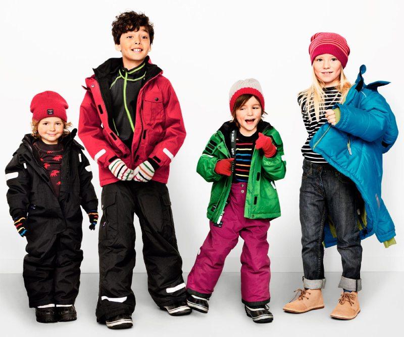 Куртки для любого ребенка