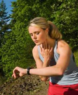 синтетическое, шерстяное пульс при спортивной ходьбе хитофайбером Cratex
