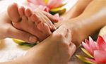 Акция от санатория «Юность»: при покупке 5 массажей тела спа-массаж стоп в подарок!