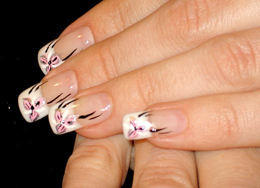 авг 2010 Маникюр: рисунки на ногтях (80+ фото рисунков на ногтях.