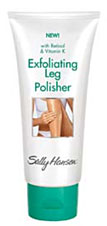 EXFOLIATING LEG POLISHER