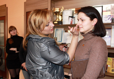 ������ ������� MakeUP-����� �� ������� ����� � ������� DiVA.BY