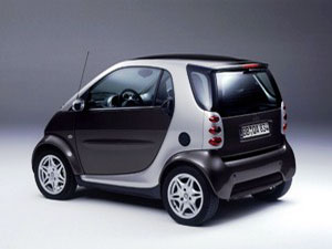 MCC SMART City Coupe