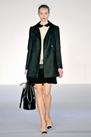 пальто весна-лето 2011 Что модно в 2012