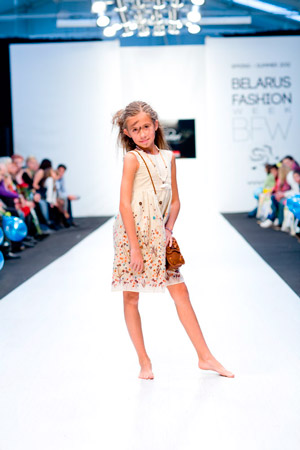 Belarus Fashion Week: Юлия Nefertari