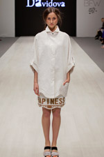 Belarus Fashion Week. Davidova: spring-summer 2016