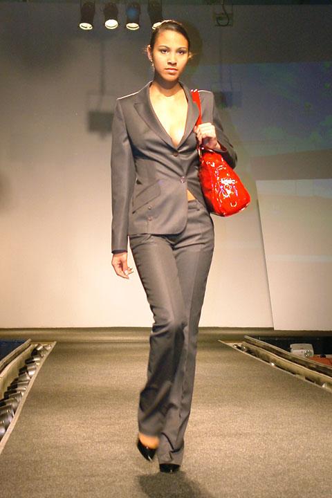 Описание: одежда для деловой женщины.