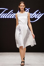 Belarus Fashion Week. Yuliya Babiy: spring-summer 2016