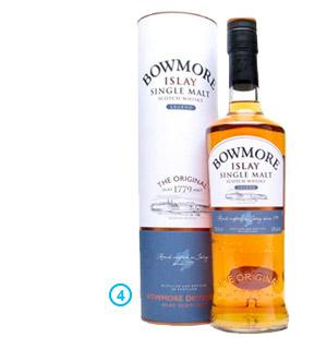 Виски Bowmore Legend