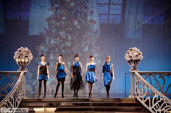 Большой новогодний бал на DiVA.BY. Фото: Сергей Пилипович, фотостудия iPHOTO