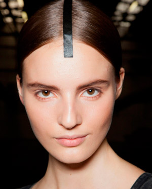 Осень в Нью-Йорке: тенденции в make-up. Alexander Wang