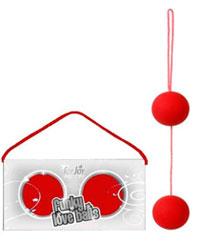 Вагинальные шарики Funky Love со смещенным центром тяжести
