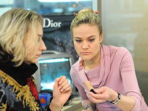 Возрастной омолаживающий макияж, мастер-класс визажиста Элины Лев. Макияж для женщин зрелого возраста