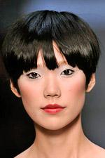 Тенденции в макияже. Сезон весна-лето 2010. Karl Lagerfeld