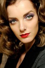 Тенденции в макияже. Сезон весна-лето 2010. Christian Dior