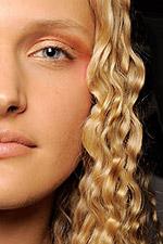 Тенденции в макияже. Сезон весна-лето 2010. Diane von Furstenberg