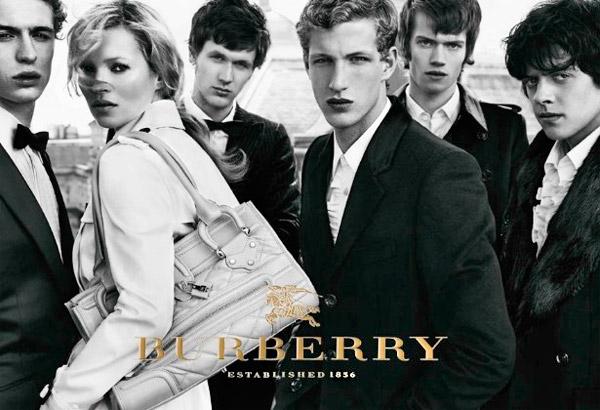 Визитная карточка модного Лондона — модный дом Burberry de4c7948414