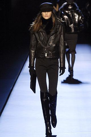 Женская кожаная косуха P.Vorte Leather...