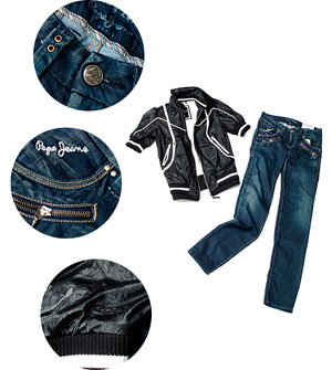 Pepe Jeans, ������� SMS, ��������� �����-���� 2008