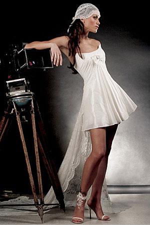 выбор стиля свадебного платья и