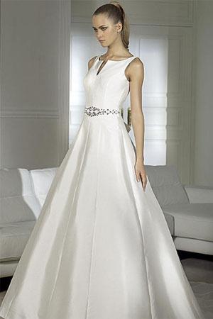 Свадебные платья-классика