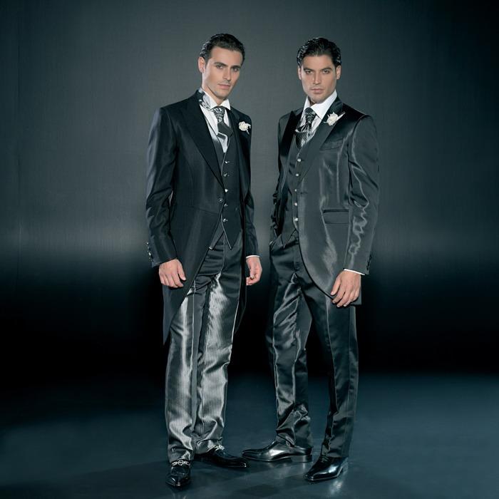 Описание: Мужские свадебные костюмы Pat MASEDA.