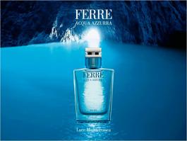 Ferré Acqua Azzurra for Ment