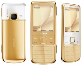 Nokia Gold Edition