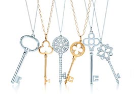 Stylish Keys From Tiffany