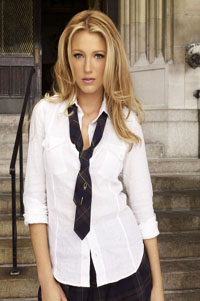 Blake Lively (Gossip Girls)