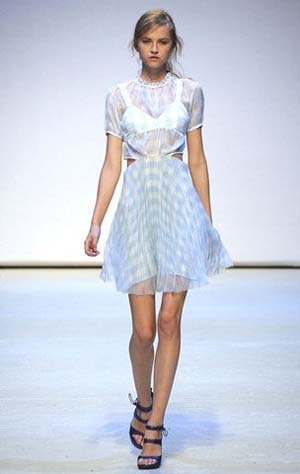 Alice in Wonderland by Alexander McQueen