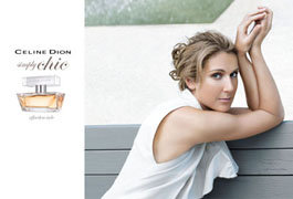 Simply Chic �� Celine Dion Parfums